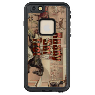 TOP Ready Set Trot LifeProof® FRĒ® iPhone 6/6s Plus Case