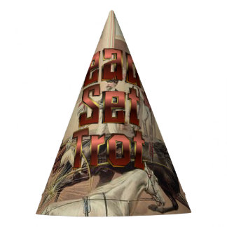 TOP Ready Set Trot Party Hat