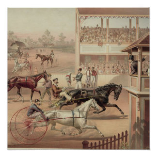 TOP Ready Set Trot Poster