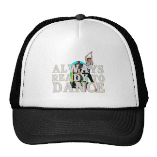 TOP Ready to Dance Trucker Hat