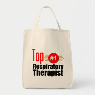 Top Respiratory Therapist Tote Bags