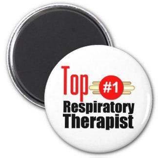 Top Respiratory Therapist Refrigerator Magnets