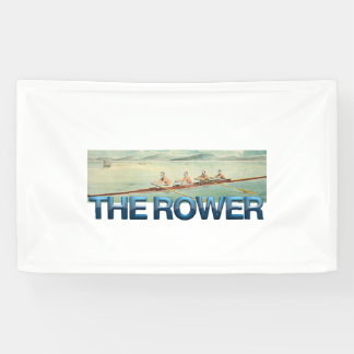TOP Rower Banner