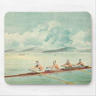 TOP Rower Mouse Pad