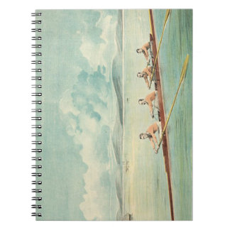 TOP Rower Note Book