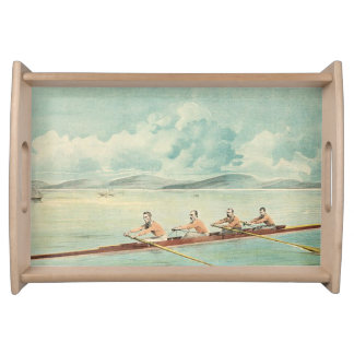 TOP Rower Food Tray