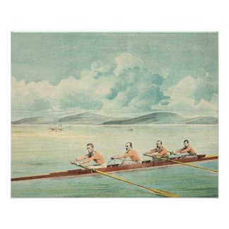 TOP Rower Poster