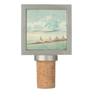 TOP Rower Wine Stopper