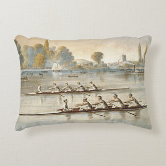 TOP Rowing Accent Pillow
