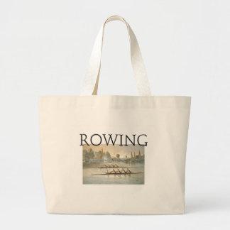 TOP Rowing Canvas Bag