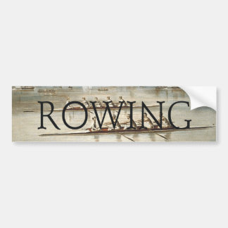 TOP Rowing Bumper Stickers