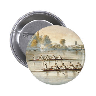 TOP Rowing Pinback Buttons