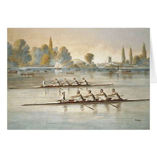 TOP Rowing Card
