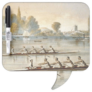 TOP Rowing Dry Erase Board