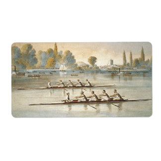 TOP Rowing Label