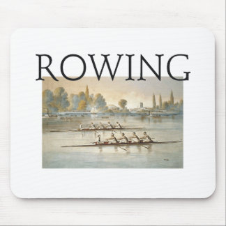 TOP Rowing Mouse Pads