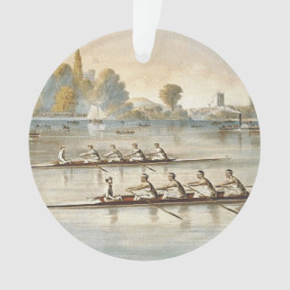 TOP Rowing Ornament