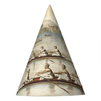 TOP Rowing Party Hat