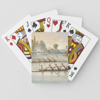 TOP Rowing Playing Cards