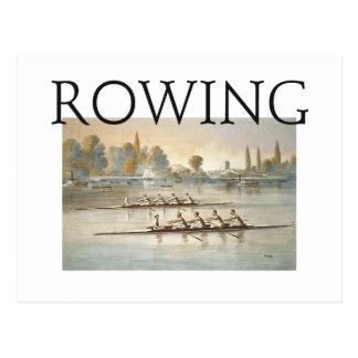 TOP Rowing Post Cards