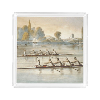 TOP Rowing Square Serving Trays