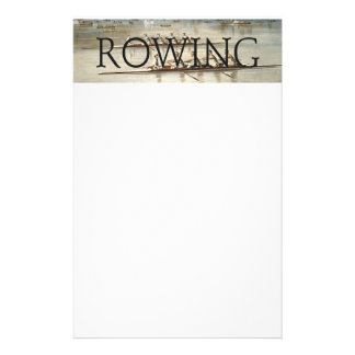 TOP Rowing Stationery