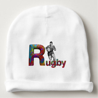 TOP Rugby Baby Beanie