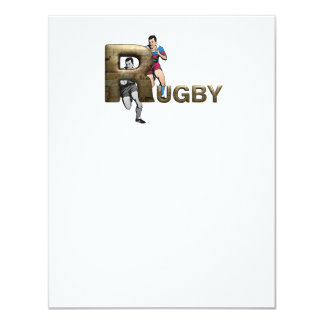 TOP Rugby Card