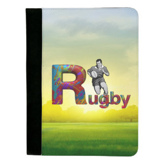 TOP Rugby Padfolio