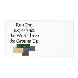 TOP Run Far Label