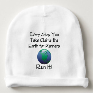 TOP Runner's Earth Baby Beanie