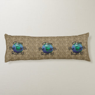 TOP Runner's Earth Body Pillow