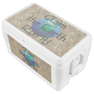 TOP Runner's Earth Ice Chest