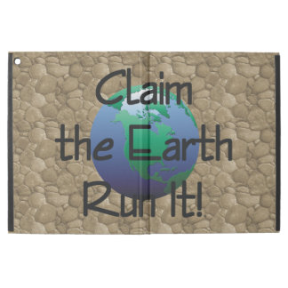"TOP Runner's Earth iPad Pro 12.9"" Case"