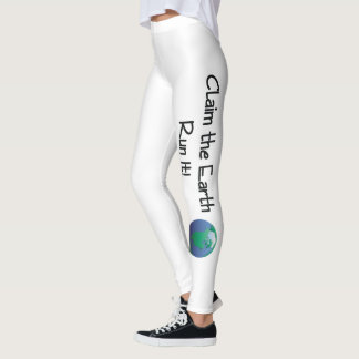 TOP Runner's Earth Leggings