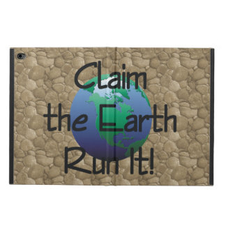 TOP Runner's Earth Powis iPad Air 2 Case