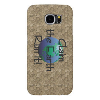 TOP Runner's Earth Samsung Galaxy S6 Case