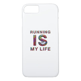 TOP Running is My Life iPhone 7 Case