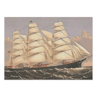 TOP Sailing Seas Business Cards