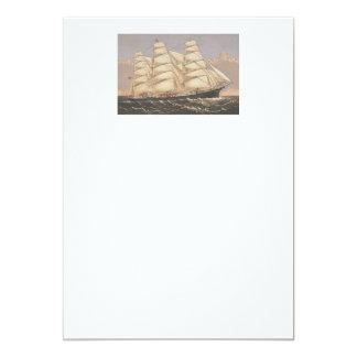 TOP Sailing Seas Card