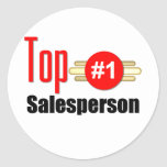 Top Salesperson Stickers