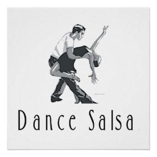 TOP Salsa Dance Poster