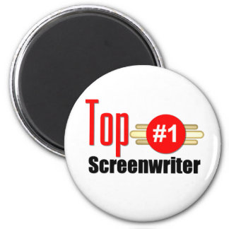 Top Screenwriter Refrigerator Magnets