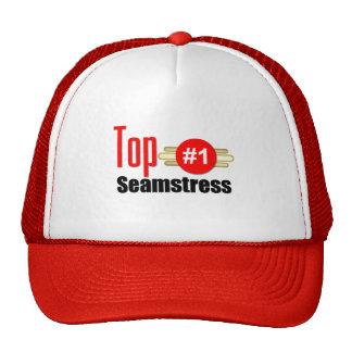 Top Seamstress Trucker Hat