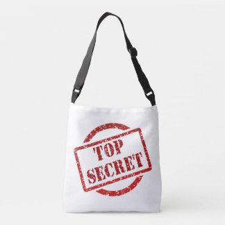 Top Secret All-Over-Print Cross Body Bag Tote Bag