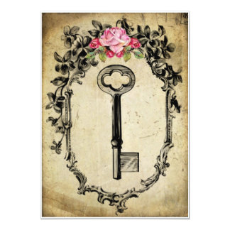 ToP SeCReT aNTiQUe KeY Card