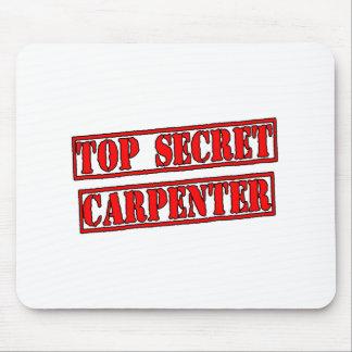 Top Secret Carpenter Mouse Pad