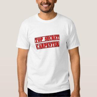 Top Secret Carpenter Tees