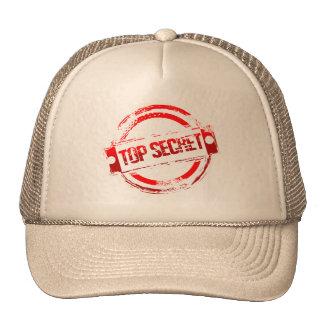 Top Secret Trucker Hat