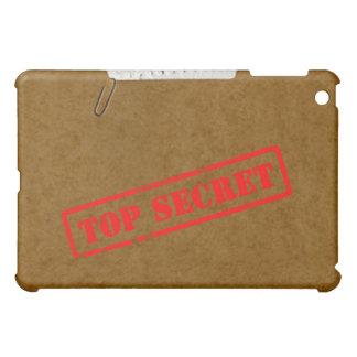 TOP SECRET iPad MINI COVER